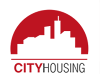 City Housing – Feel like home Logo